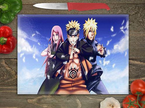 Naruto and Parents