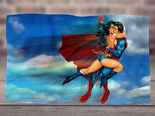 Wonder Woman & Superman