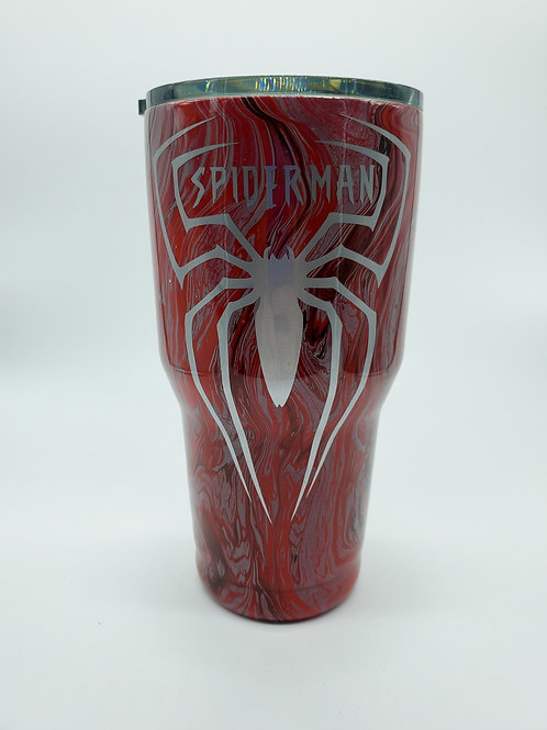 Spiderman Tumbler