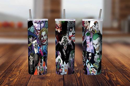 Joker thru the ages