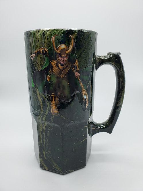 Loki Nerd Stein