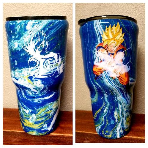 Goku Tumbler