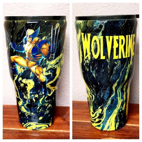 Wolverine Tumbler