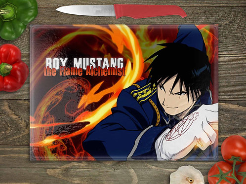 Full Metal Alchemist Roy Mustang
