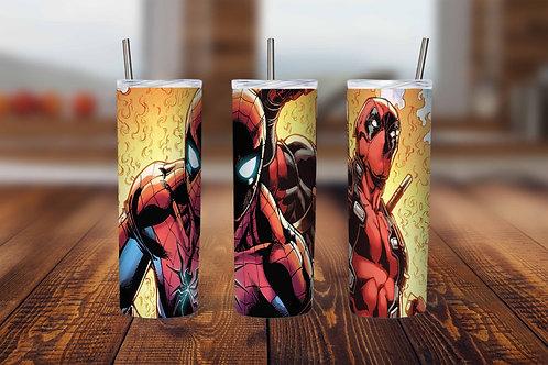 Spiderman & Deadpool