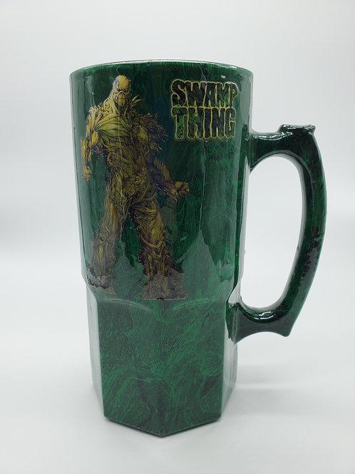 Swamp Thing Nerd Stein