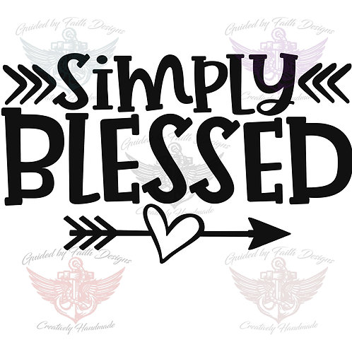 Simply Blessed