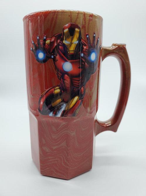 Iron Man Nerd Stein