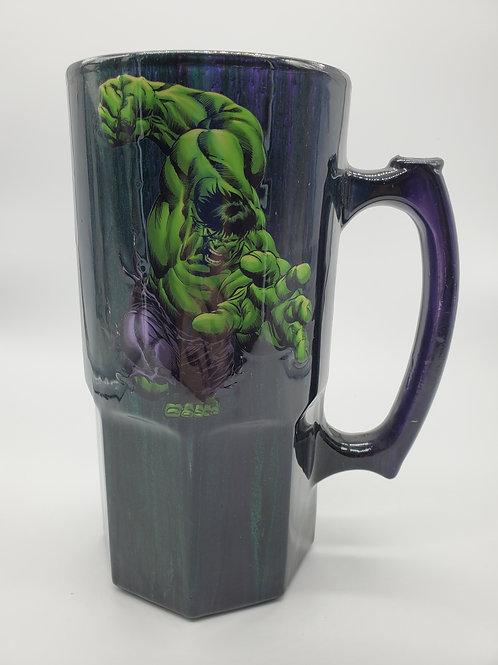 Hulk Nerd Stein