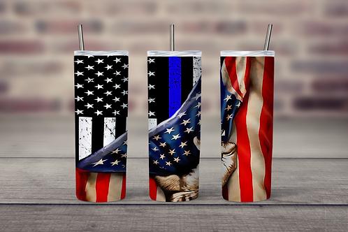 Thin Blue Line America