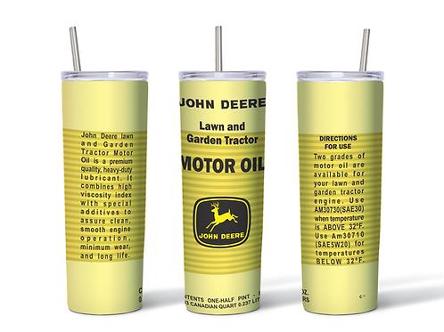 copy of John Deere Oil Can inspired