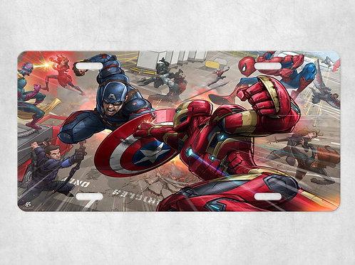Avengers Civil War