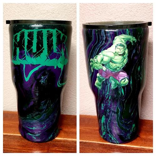 Hulk Tumbler