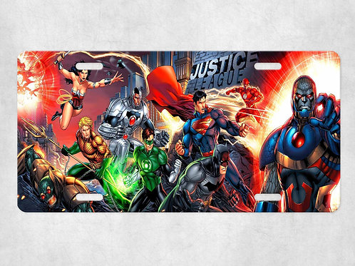 Justice League and Darkseid