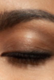 African_American_woman's_eyebrow_and_eye