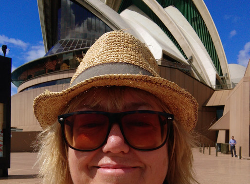 How to Survive Travelling by Air – Wear Lots of Hats!
