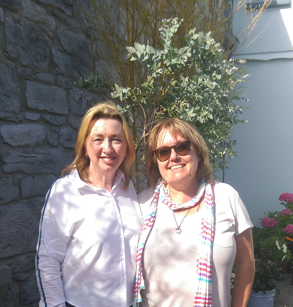 siobhan with suzanne