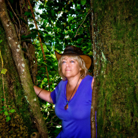 Suzanne Radford. Forest Therapy Practitioner