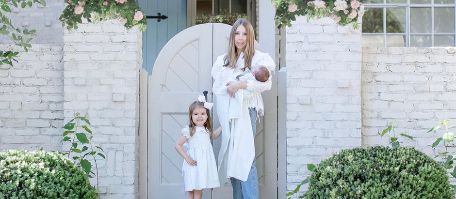 "Emily Hertz of ""Born on Fifth"" Shares a Sneak Peek of Her Family's Atlanta Home"