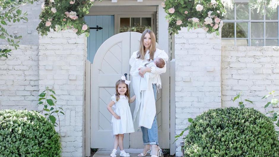 """Emily Hertz of """"Born on Fifth"""" Shares a Sneak Peek of Her Family's Atlanta Home"""
