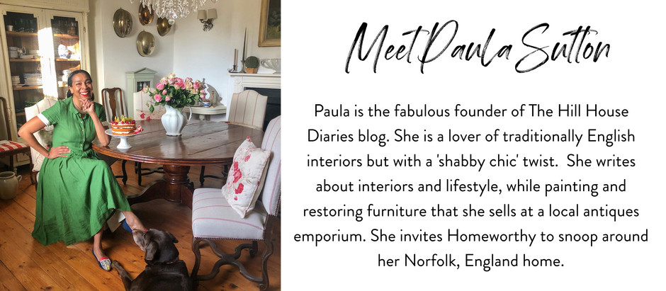 Snooping Around...in Paula Sutton's English Countryside Home