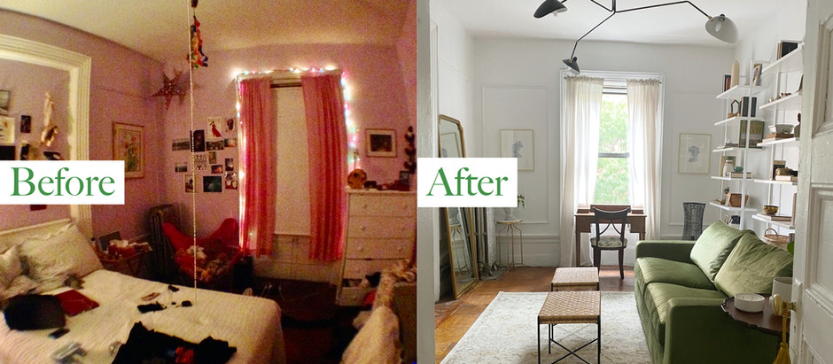 """Insane $1,300/month """"Rent-Stabilized"""" New York City Apartment 