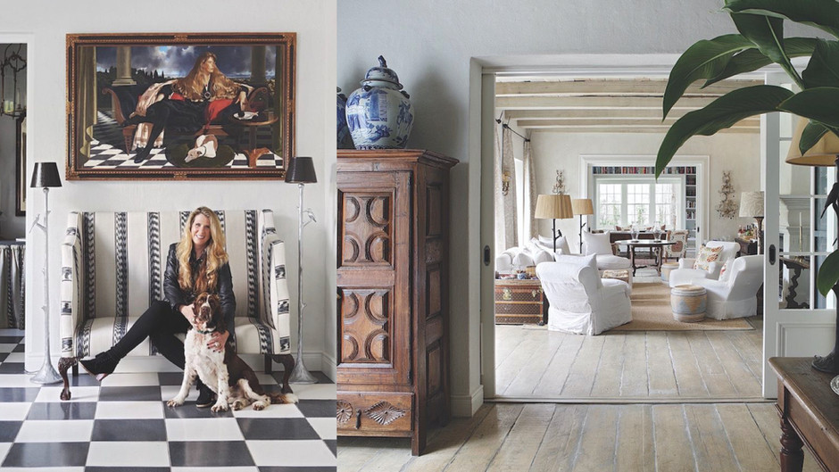 See Inside the Gorgeous South African Home of Interior Designer Serena Crawford