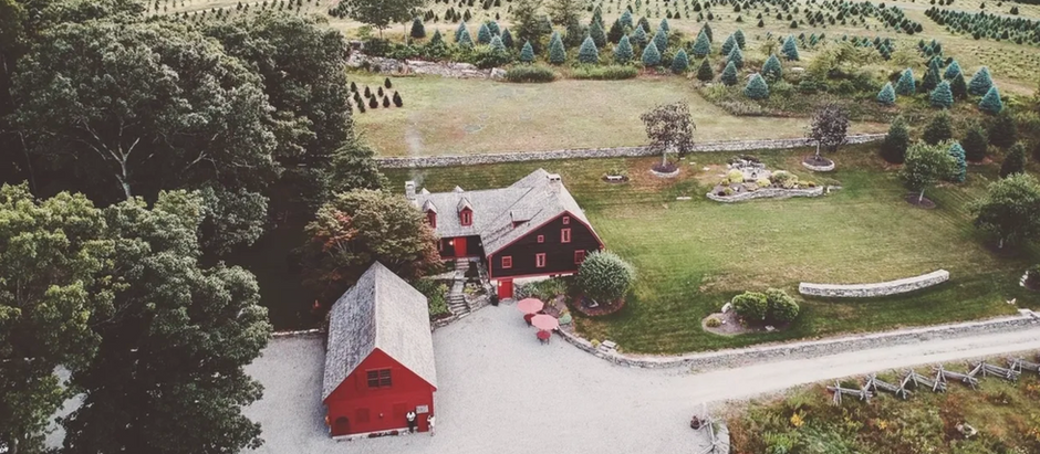 Charming Connecticut Bed & Breakfast Lets Guests Travel Back In Time