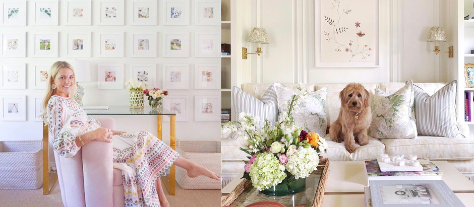 Designer Nicola Bathie McLaughlin Turns Her San Antonio Guest House Into A Chic Home Office