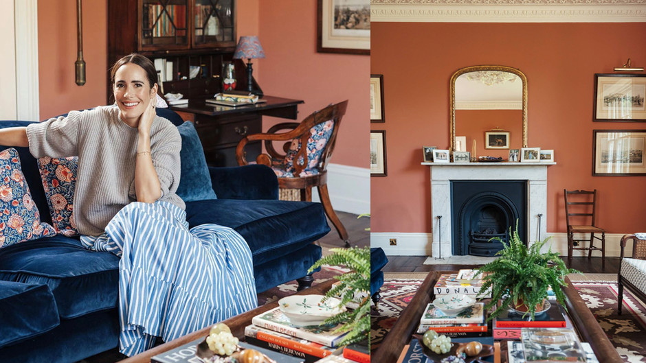 Fashion Stylist Louise Roe Opens Up Her English Country House