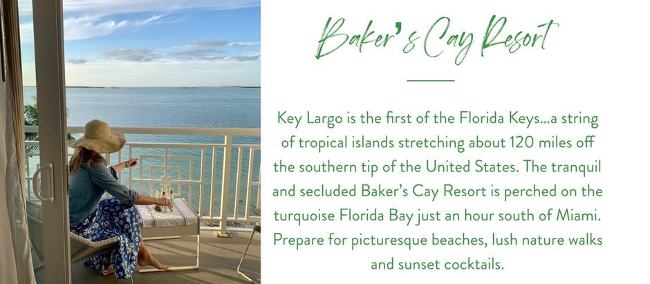 Baker's Cay Resort in Key Largo, Florida Feels Like The Caribbean