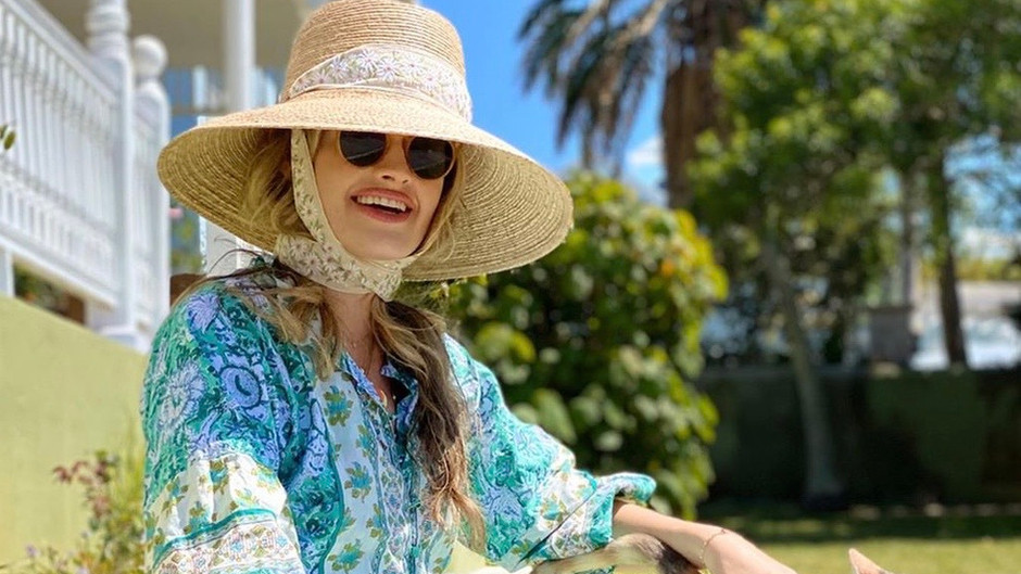 Former Town & Country Style Writer Sarah Bray Opens Up Her Bermuda Home