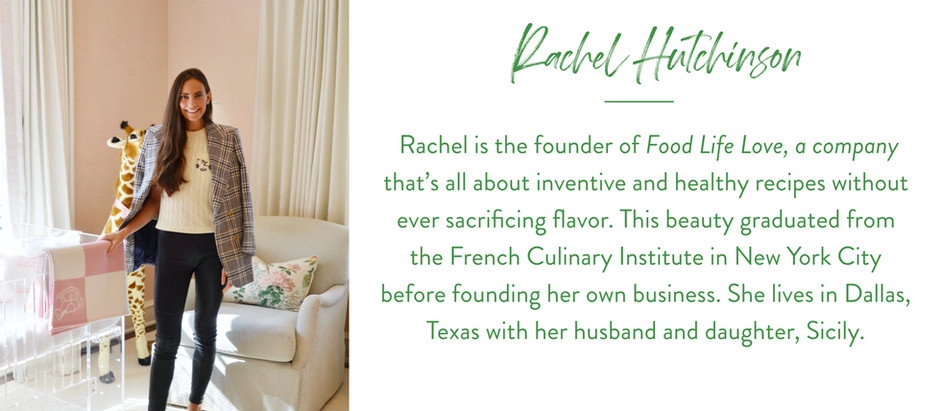 What To Wear Where...Featuring Food Life Love Founder Rachel Hutchinson