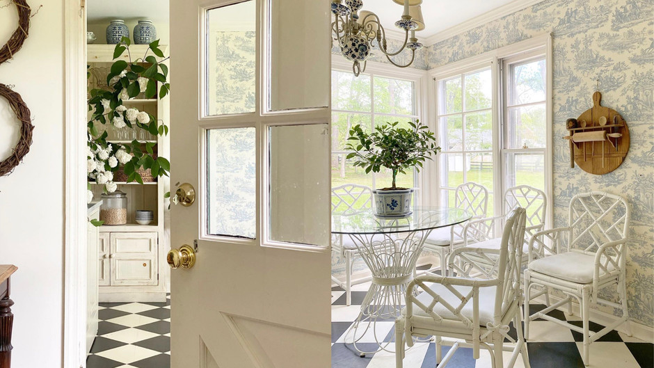 Inside Tallwood: A Grandmillenial Restores Her Family's Dream Home in Virginia's Horse Country