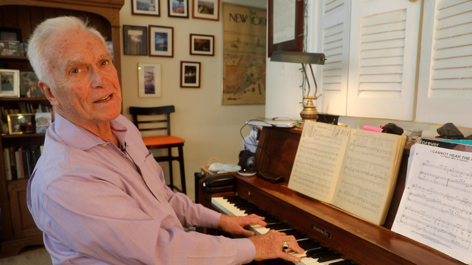 Man Plays Music in Same New York City Apartment for Nearly 50 Years!