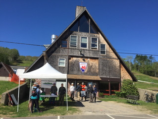 Hands on the Mountain: Ragged Mountain Community Trail Care Day