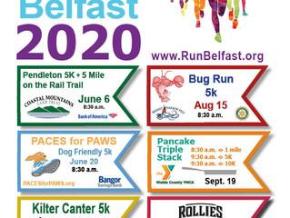 Almost Virtual RunBelfast 2020