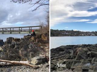 Restoring Rockport's Shore