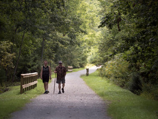 Belfast Rail Trail: Bangor Daily News