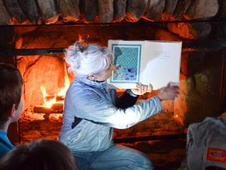Fireside Stories on Beech Hill