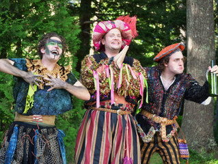 Arts on the Hill: Shakespeare
