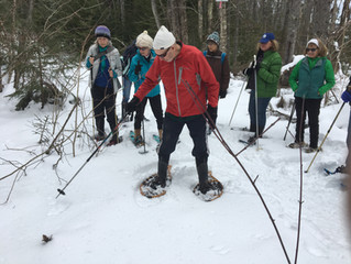 Report on recent Tracking Workshop with Bucky Owen