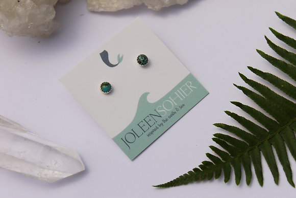 Turquoise Isla Studs