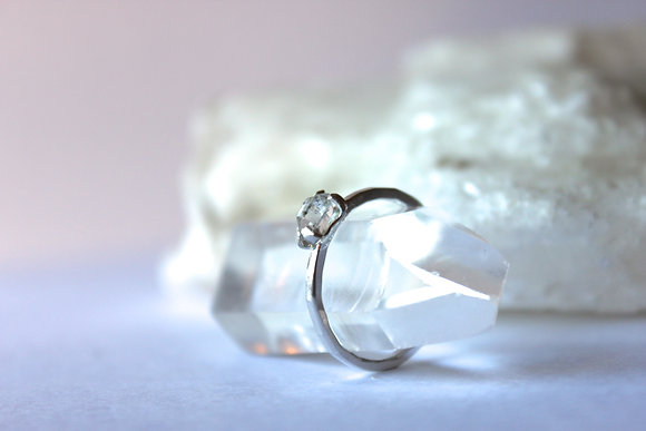 Coco Herkimer Ring