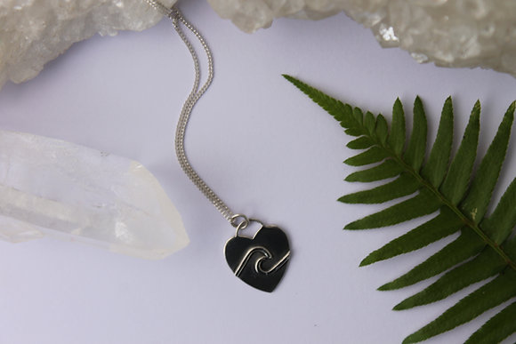Rayleigh Love Wave Pendant