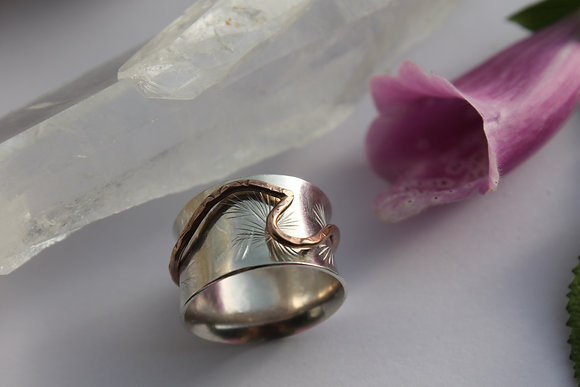 Ebb and Flow Mediation Ring