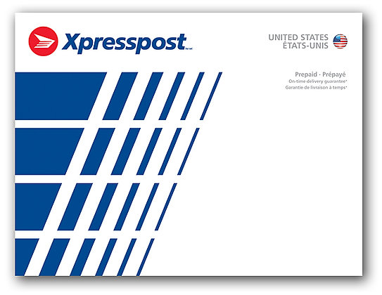 Xpresspost™ – International Prepaid Envelope