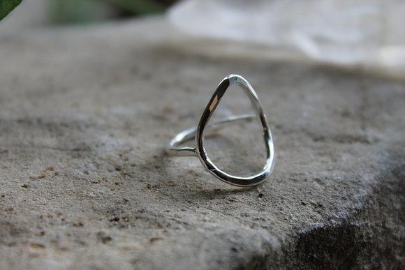 Reva Raindrop Ring