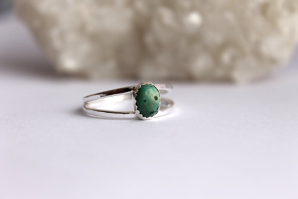 Maria Turquoise Ring