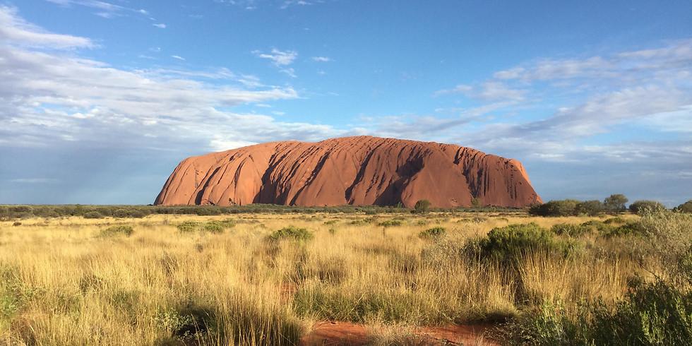 Uluru - Journey to the Heart of the Desert